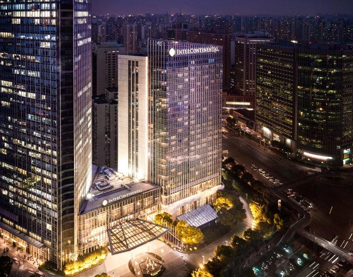 <b>【校企合作】上海静安洲际酒店</b>