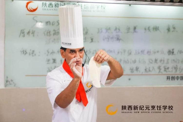 <b>桃林不言下自成蹊 国际顶级西餐大师亲临授课</b>